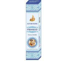 Ayurvedic Indické vonné tyčinky Stress Relief 16g