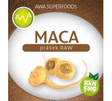 AWA superfoods Maca RAW prášok 250g