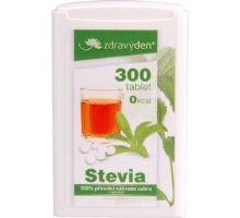 Stevia 300 tabliet, 18g