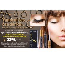 Hairplus rastové sérum a lipgloss Booster