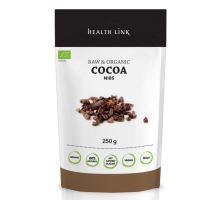 Bio RAW kakaové bôby drvené 250g