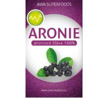 AWA superfoods arónie 100% šťava 3000ml