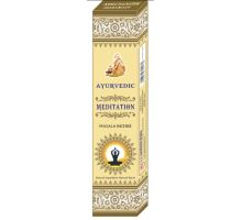 Ayurvedic Indické vonné tyčinky Meditation 16g