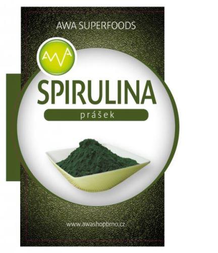 AWA superfoods Spirulina prášok 200g