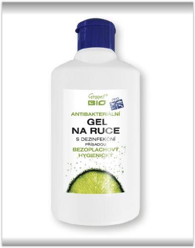 Antibakteriálny gél na ruky 255 ml