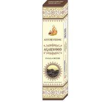 Ayurvedic Indické vonné tyčinky Agarwood 16g