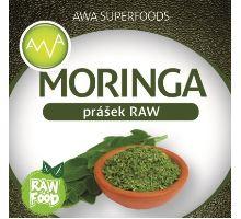 AWA superfoods Moringou prášok RAW 200 g