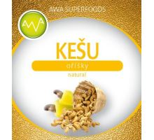 AWA superfoods Kešu oriešky natural 500g