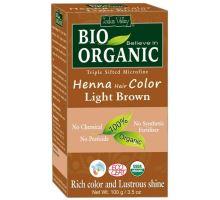 Henna farba na vlasy Light Brown