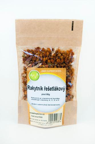 AWA superfoods Rakytník rešetliakový plod 50 g
