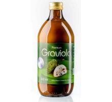 Allnature Prémium Graviola BIO 500ml