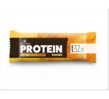 Proteínová tyčinka 32% banánová 35g