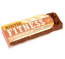 Mixitka BEZ LEPKU - arašidy + proteín 50g