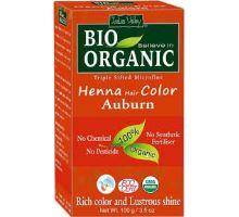 Henna farba na vlasy Auburn