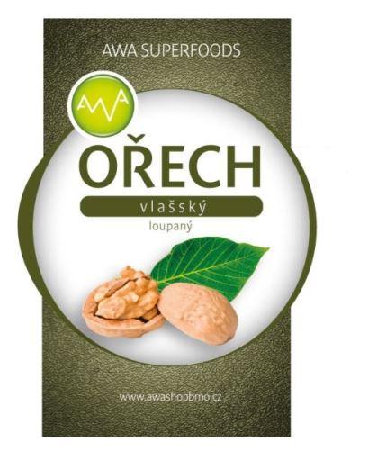 AWA superfoods Vlašské orechy lúpané 1000g