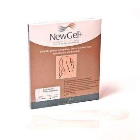 Béžová náplasť v tvare lízanky (2 ks v balení), NG-124 NewGel +