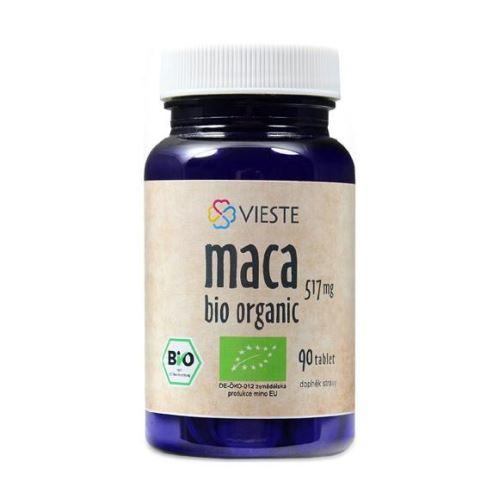Vieste Maca Bio Organic - 90 tabliet
