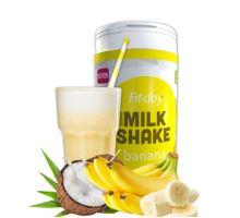 Milkshake banana 600g