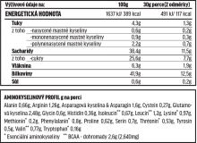 Smoothie mango-berry 600g