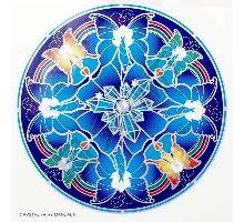 Mandala Sunseal V Crystal Fairy