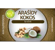 AWA superfoods arašidové kokosové maslo 180g