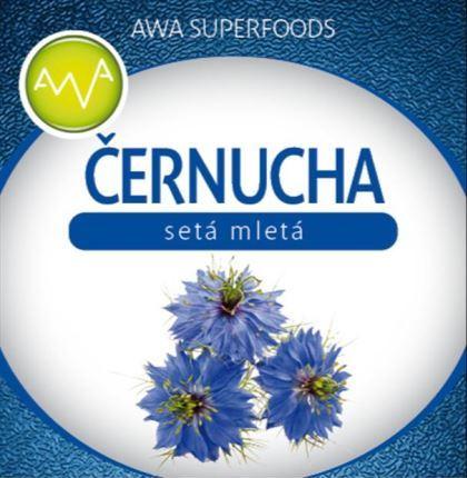 AWA superfoods Černuška siata mletá 500g