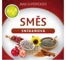 AWA superfoods raňajková zmes 500g
