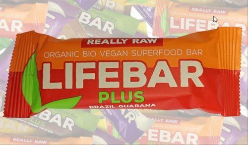 Brazil Guarana BIO, Lifebar Plus 47g