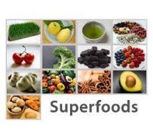 Superpotraviny na podporu imunity a zdravie