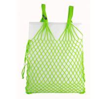 Sieťová taška zelená
