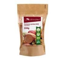 Kakaový prášok nepražený BIO RAW 200 g