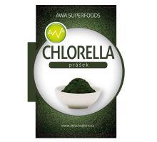 AWA superfoods Chlorella prášok 200g