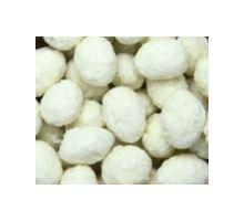 Mandle v poleve z kokosu a bielej čokolády 250g