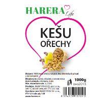 HARERA kešu orechy natural 1000g