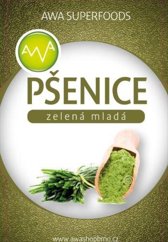AWA superfoods zelená mladá pšenica 200g