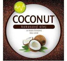 AWA superfoods Kokosový olej COCONUT 1000ml