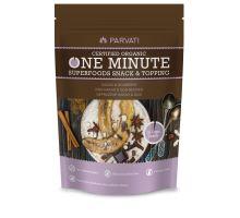 One minute snack kakao-goji BIO RAW 300g