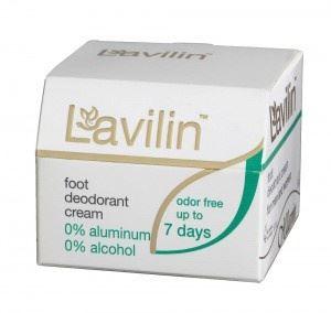 Lavilin dezodorant krém na chodidlá