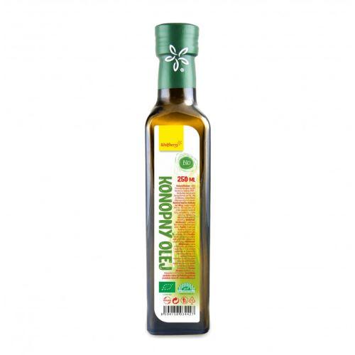 AWA superfoods konopný olej BIO RAW 250 ml